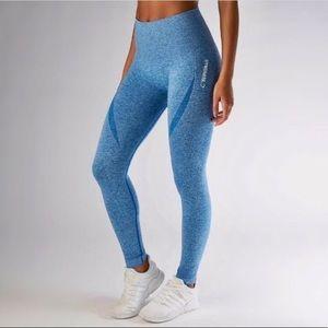 Gymshark Seamless Leggings - Blueberry Marl